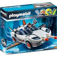 Конструктор Playmobil Агент Р. С гонщиком