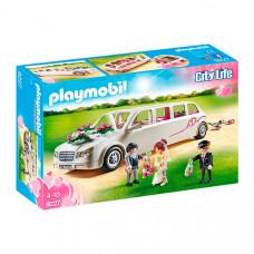 Конструктор Playmobil Лимузин для новобрачных