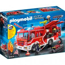 Конструктор Playmobil Пожарная служба: пожарная машина 9464pm