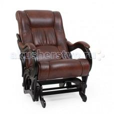 Кресло для мамы Комфорт Гляйдер модель 78 Венге