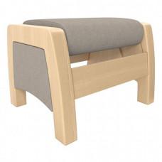 Кресло для мамы Комфорт Пуф-глайдер Balance 1 Натуральныое дерево