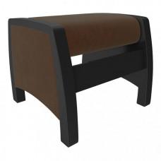 Кресло для мамы Комфорт Пуф-глайдер Модель 103 Венге