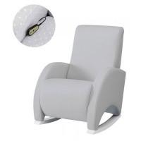 Кресло для мамы Micuna качалка Wing/Confort Relax искусственная кожа