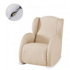 Кресло для мамы Micuna качалка Wing/Flor Relax