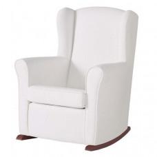 Кресло для мамы Micuna качалка Wing/Nanny искусственная кожа