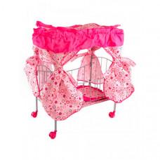 Кроватка для куклы Buggy Boom детская Loona