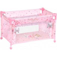 Кроватка для куклы DeCuevas Манеж Мария 50 см 50034