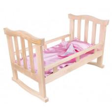 Кроватка для куклы Десятое королевство Соня 01159