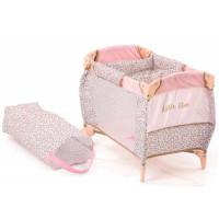 Кроватка для куклы Hauck Манеж Little Diva Baby Center