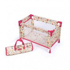 Кроватка для куклы La Nina манеж 462106