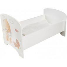 Кроватка для куклы Paremo Крошка Би