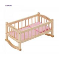 Кроватка для куклы Paremo Кроватка-люлька для куклы