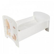 Кроватка для куклы Paremo Мимими Крошка Би Мини