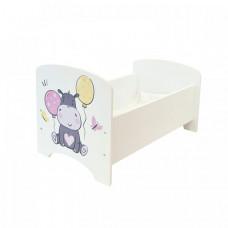 Кроватка для куклы Paremo Мимими Крошка Дори
