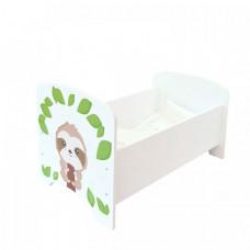 Кроватка для куклы Paremo Мимими Крошка Леви