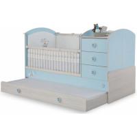 Кроватка-трансформер Cilek Baby Boy 130х80/180х80 см