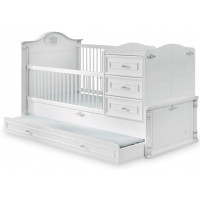 Кроватка-трансформер Cilek Romantic 131х80/177х80 см