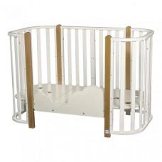 Кроватка-трансформер Indigo Brioni 4 в 1 кровать-манеж-диванчик-люлька