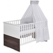 Кроватка-трансформер Schardt детская Maxx