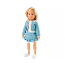 Kruselings Кукла Вера в весеннем нарядном костюме 23 см