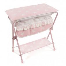 La Nina Купальный и пеленальный столик для куклы 2 в 1