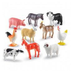 Learning Resources Игровой набор фигурок Ферма (60 элементов)