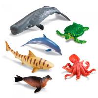 Learning Resources Игровой набор Обитатели океана (6 элементов)