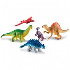 Learning Resources Набор фигурок Эра динозавров Часть 1