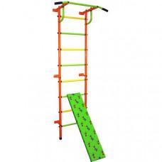 Лидер Детский спортивный комплекс С1 со скамьей