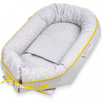 Little Vi Кокон для новорожденных Дерби BN-0021