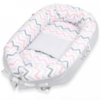 Little Vi Кокон для новорожденных Дерби BN-0061