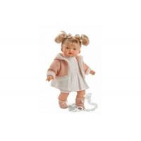 Llorens Кукла Роберта 33 см со звуком