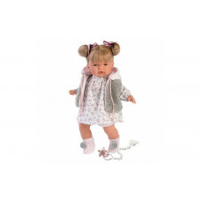 Llorens Кукла Жоель 38 см со звуком L 38332