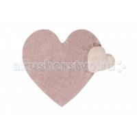 Lorena Canals Детский ковер сердце с подушкой 160х180