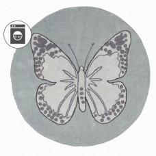 Lorena Canals Ковер бабочка винтажный 160R