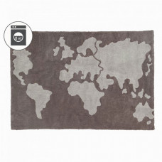 Lorena Canals Ковер Карта мира 140х200