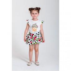 LP Collection Комплект для девочки (футболка и юбка) 23-1613