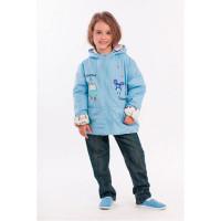 LP Collection Куртка двухсторонняя для девочки 202-0003