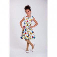 LP Collection Платье короткий рукав 3-1605
