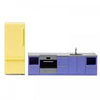 Lundby Мебель для домика базовый набор для кухни