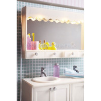 Lundby Мебель для домика Смоланд Ванная набор с 2 раковинами