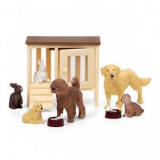 Lundby Набор домашних животных