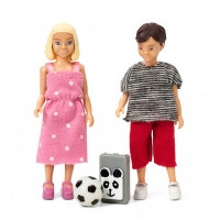 Lundby Набор кукол для домика Школьники