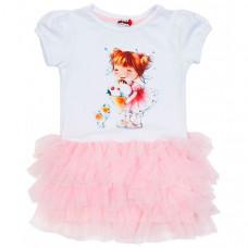 M-Bimbo Платье для девочки ДВ-20-03
