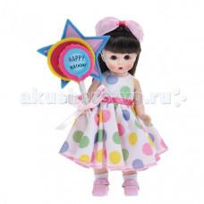 Madame Alexander Кукла Брюнетка с шариками 20 см