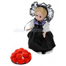 Madame Alexander Кукла Девочка из Германии 20 см