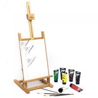 Малевичъ Стартовый набор для живописи акрилом МЛ-57