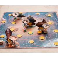 Marbushka Настольная игра Космические Пираты