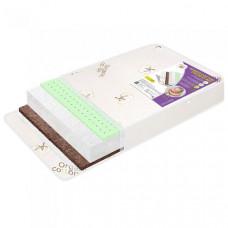 Матрас BoomBaby Aerato Cotton CocoLat Bio 120х60х12 см