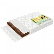 Матрас BoomBaby Бамбук-ЭКО-дабл 60х120х10 см